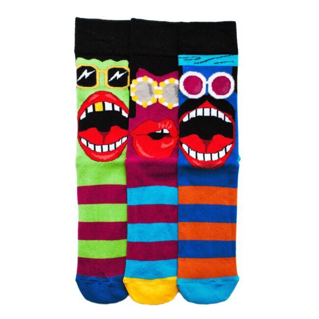 Barry - Férfi 3 darabos zokni szett