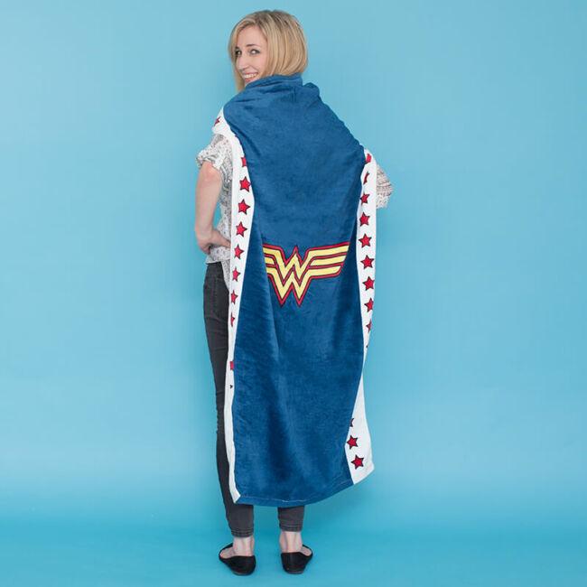 Wonder Woman törölköző-köpeny