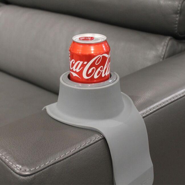 Couch Coaster -  Pohártartó kanapéhoz Szürke