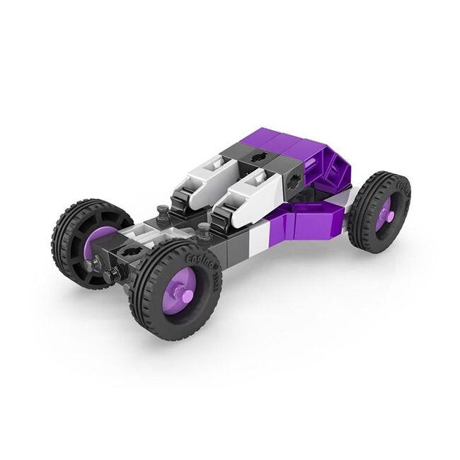 Engino Stem Heroes Racer építőjáték