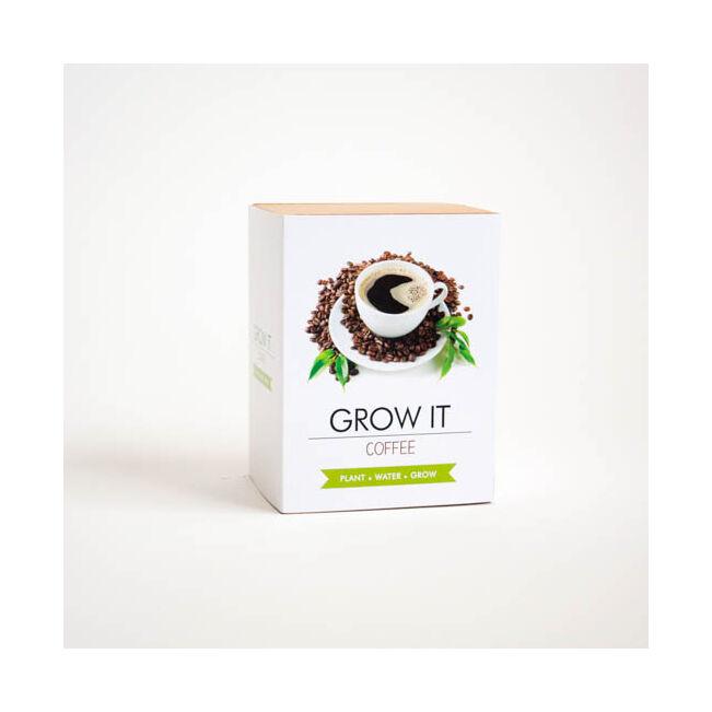 Ültess saját kávé növény kertet