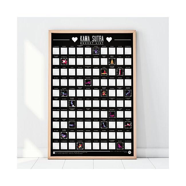 Kaparós poszter - 100 Kámaszútra póz amit ki kell próbálnod!