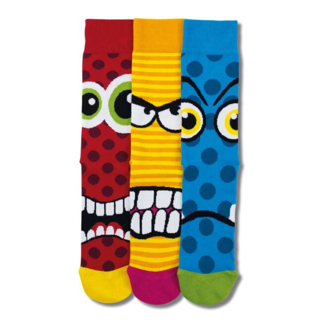 Jason - Férfi 3 darabos zokni szett