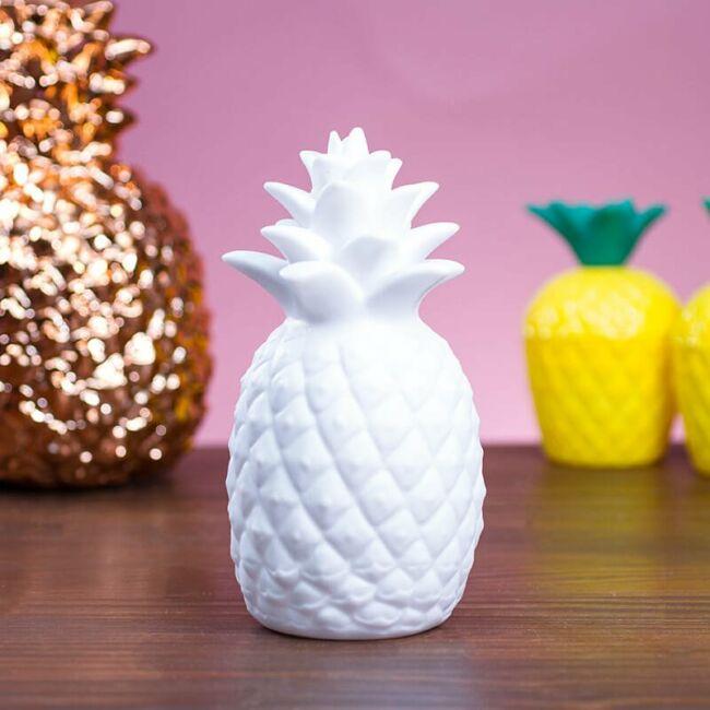 Színváltós ananász LED hangulatvilágítás