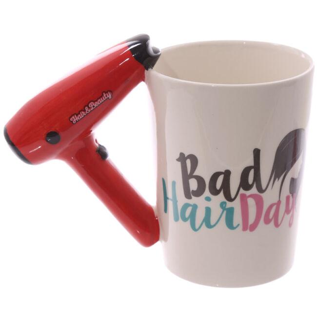 Hajszárítós bögre Bad Hair Day