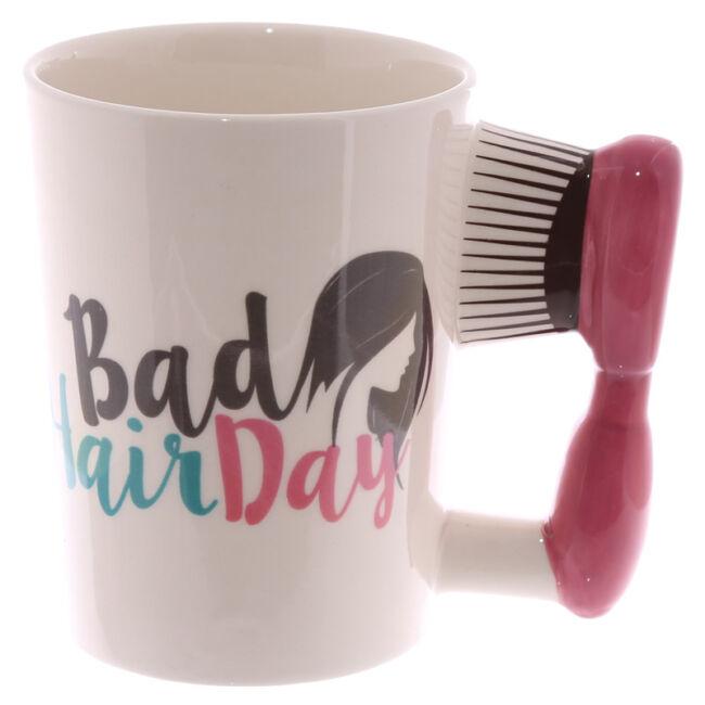 Fésű bögrék Bad hair day