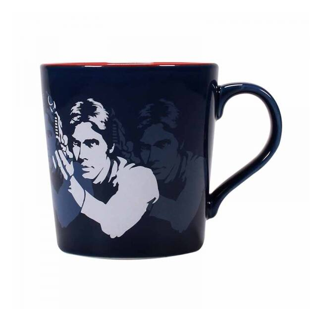 Star Wars Han Solo bögre