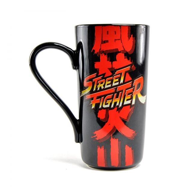 Street Fighter Ryu Latte bögre