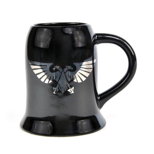 Warhammer - Űrgárdisták császár söröskorsó