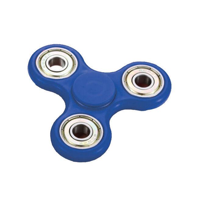 Fidget spinner Kék