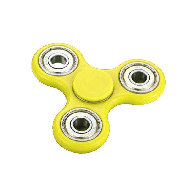 Fidget spinner Sárga