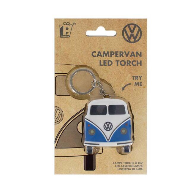 VW minibusz világító kulcstartó