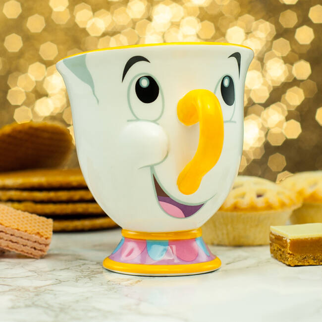 Szépség és a Szörnyeteg Csészikés csésze