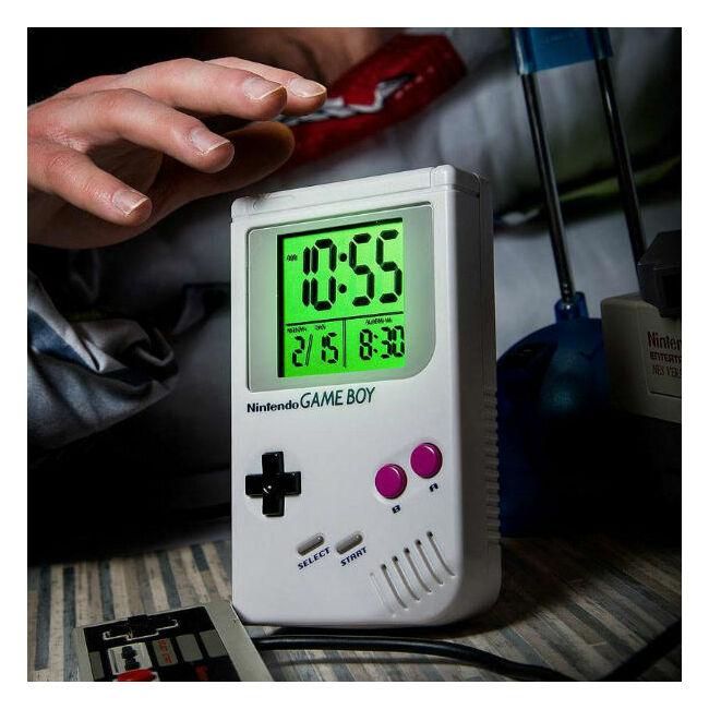 Nintendo Game Boy ébresztőóra