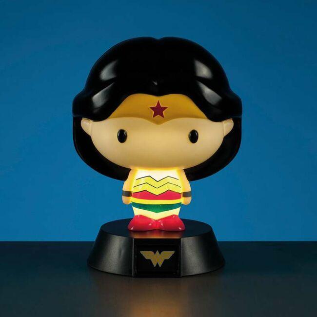 Wonder Woman 3D karakter hangulatvilágítás