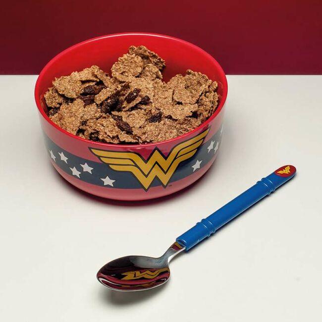 Wonder Woman reggeliző szett
