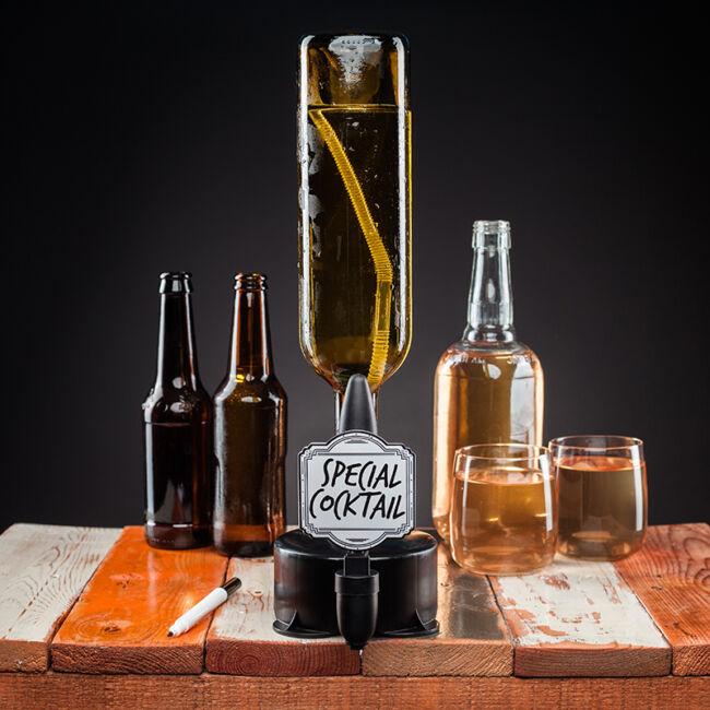 Otthoni bár italadagoló - írható