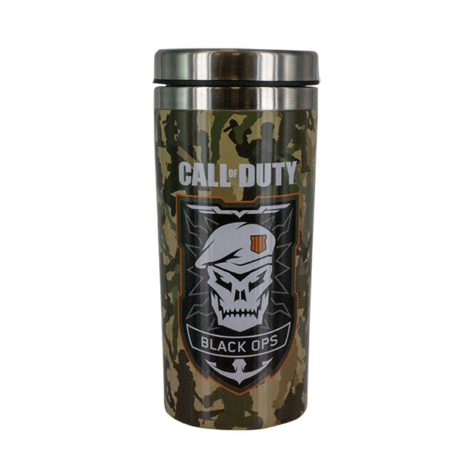 Call of Duty Black Ops 4 utazó bögre