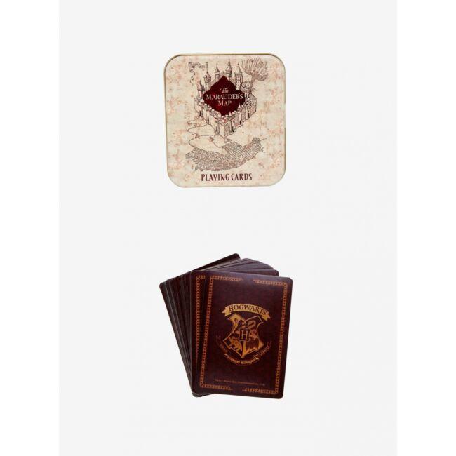 Harry Potter Tekergők térképe francia kártya