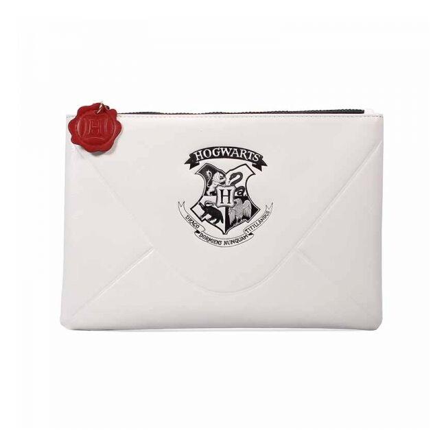 Harry Potter levél formájú Hogwarts neszeszer táska