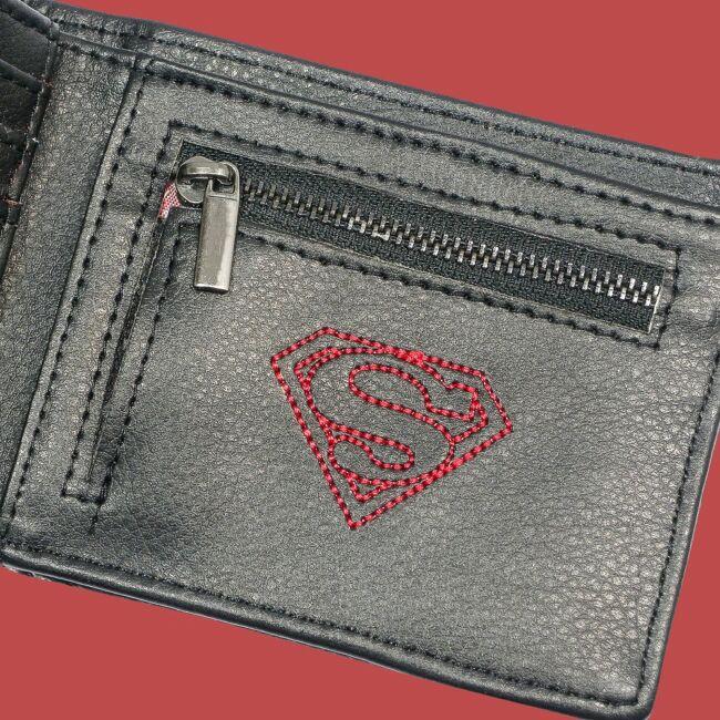 Superman pénztárca