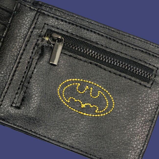 Batman szürke pénztárca