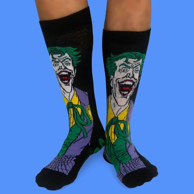 Joker zokni szett - 2 pár