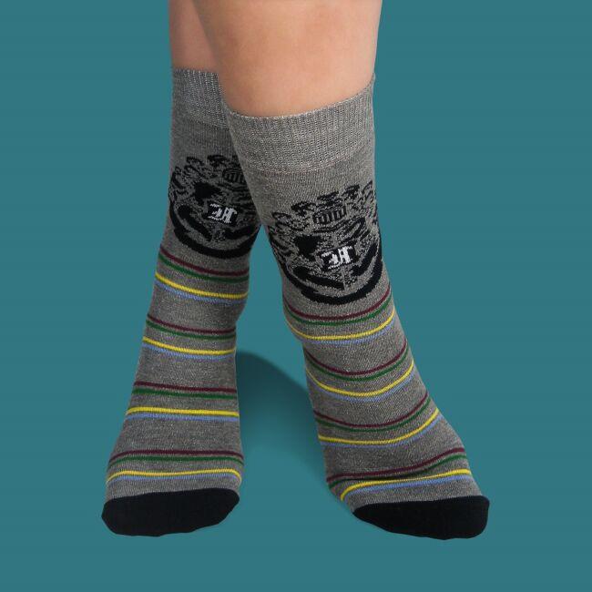 Harry Potter zokni szett - 2 pár