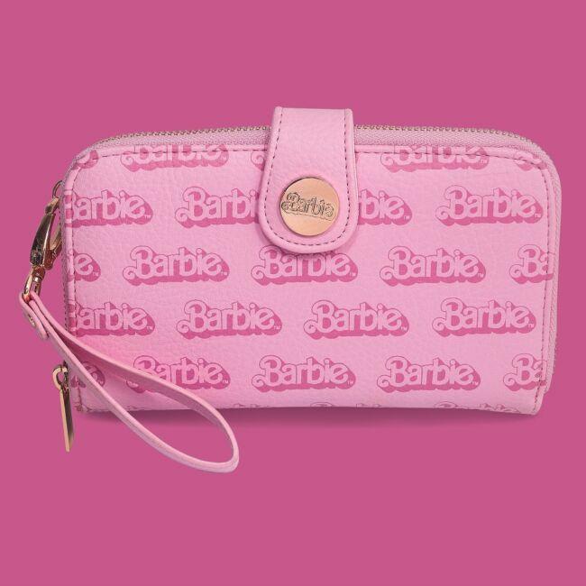 Barbie logo-s pénztárca