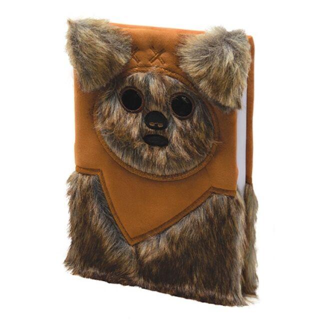 Star Wars szőrös Ewok jegyzetfüzet