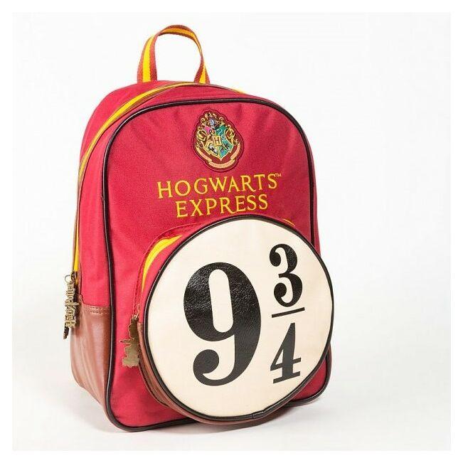 Harry Potter Hogwarts 9 ÉS háromnegyed vágány hátizsák