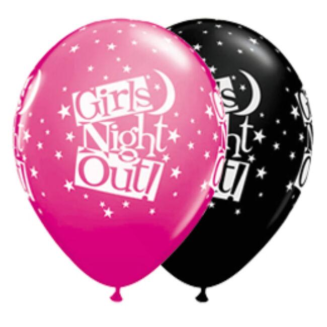 11 inch-es Lánybúcsús - Girls Night Out Stars Assortment Lufi