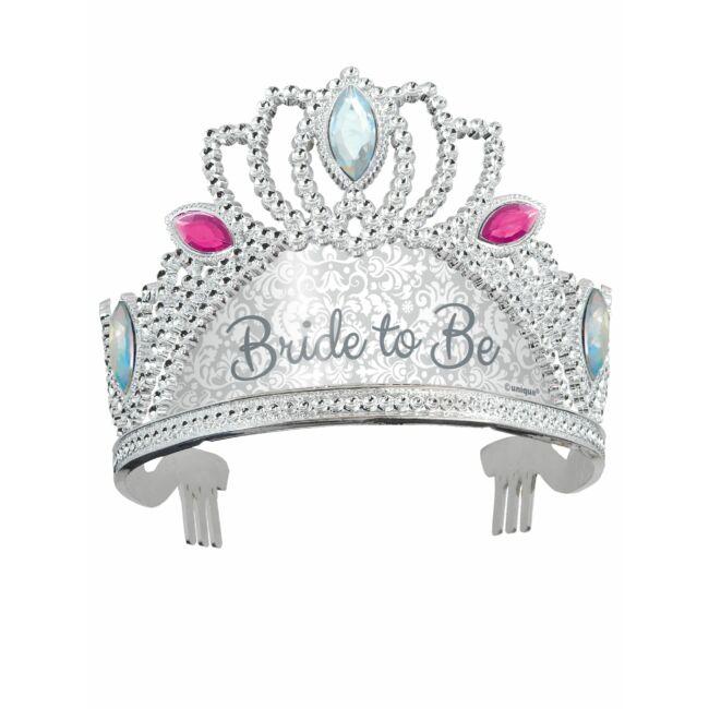 Bride To Be Ékköves Fejdísz Lánybúcsúra