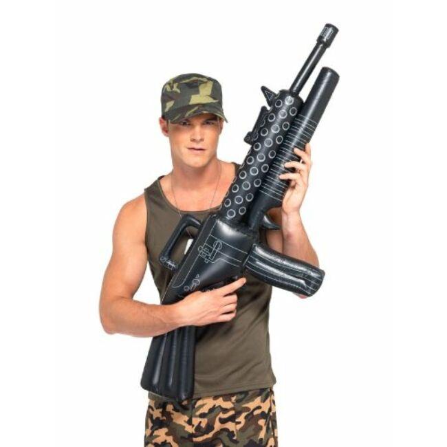 Katonai Felfújható Géppuska