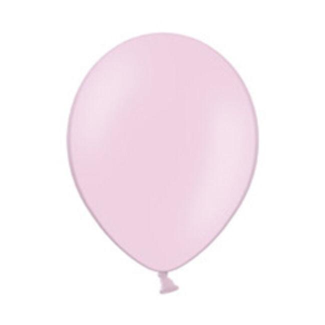 Rózsaszín lufi, 28cm
