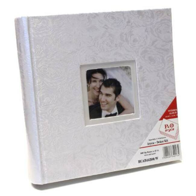 Esküvői fényképalbum 200db 10x15cm 46200W