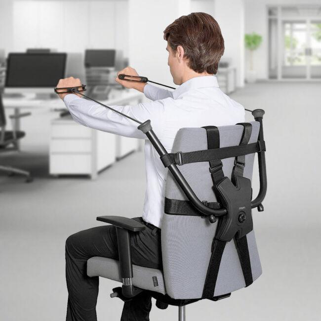 Ha nem szeretnél kimozdulni, akkor a hordozható konditerem egy tökéletes eszköz az otthoni vagy akár munkahelyi edzéshez.