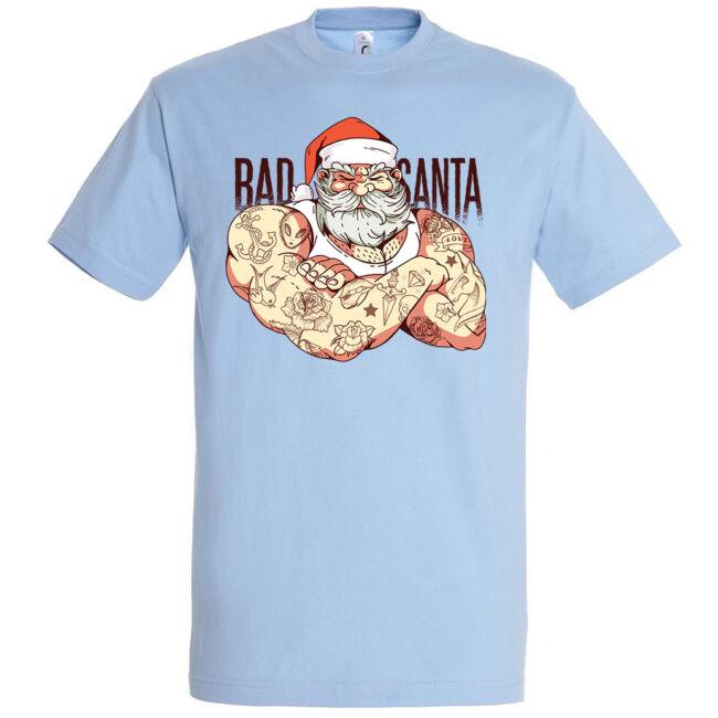 Bad Santa póló több színben