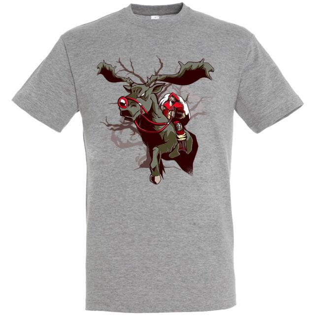 Dark Santa póló több színben