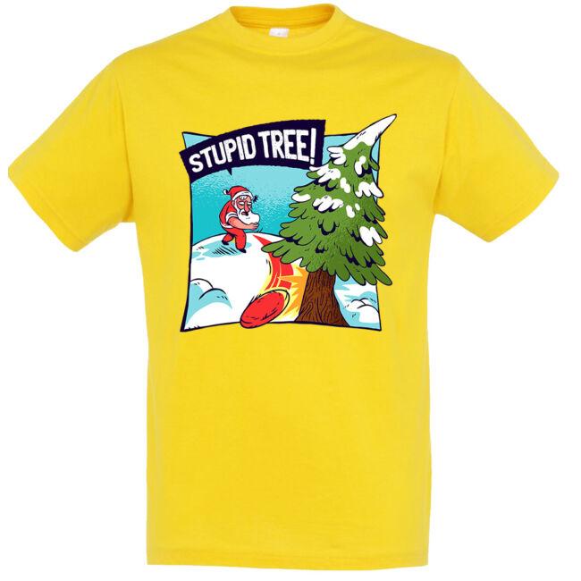 Stupid Tree póló több színben