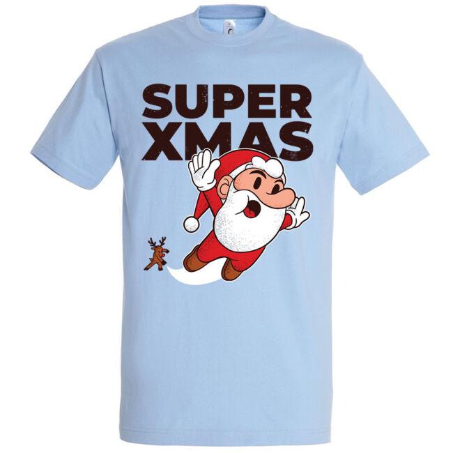 Super Xmas póló több színben