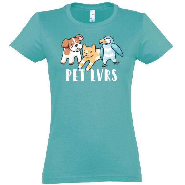 Pet lvers póló több színben