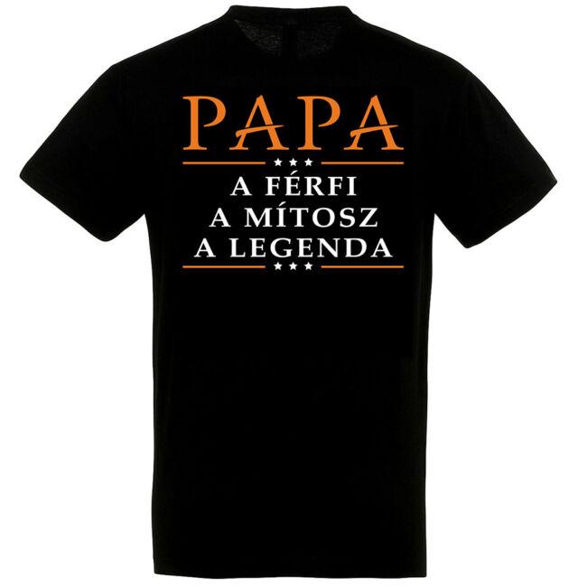 Papa mítosz póló több színben