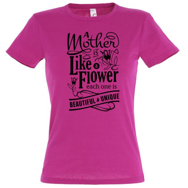Mother flower póló több színben