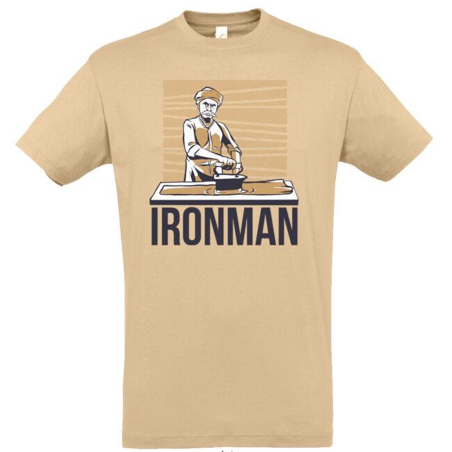 Ironman póló több színben