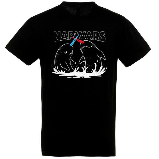 NarWars póló több színben
