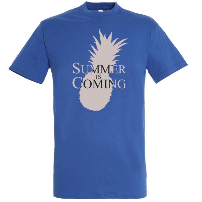 Summer is coming póló több színben