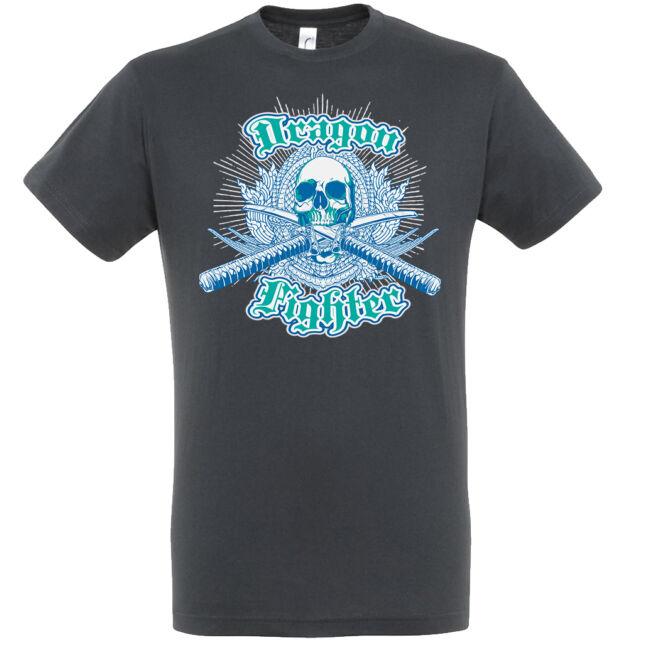 Dragon Fighter póló több színben