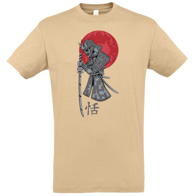 Samurai moon póló több színben