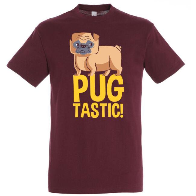 Pugtastic póló több színben